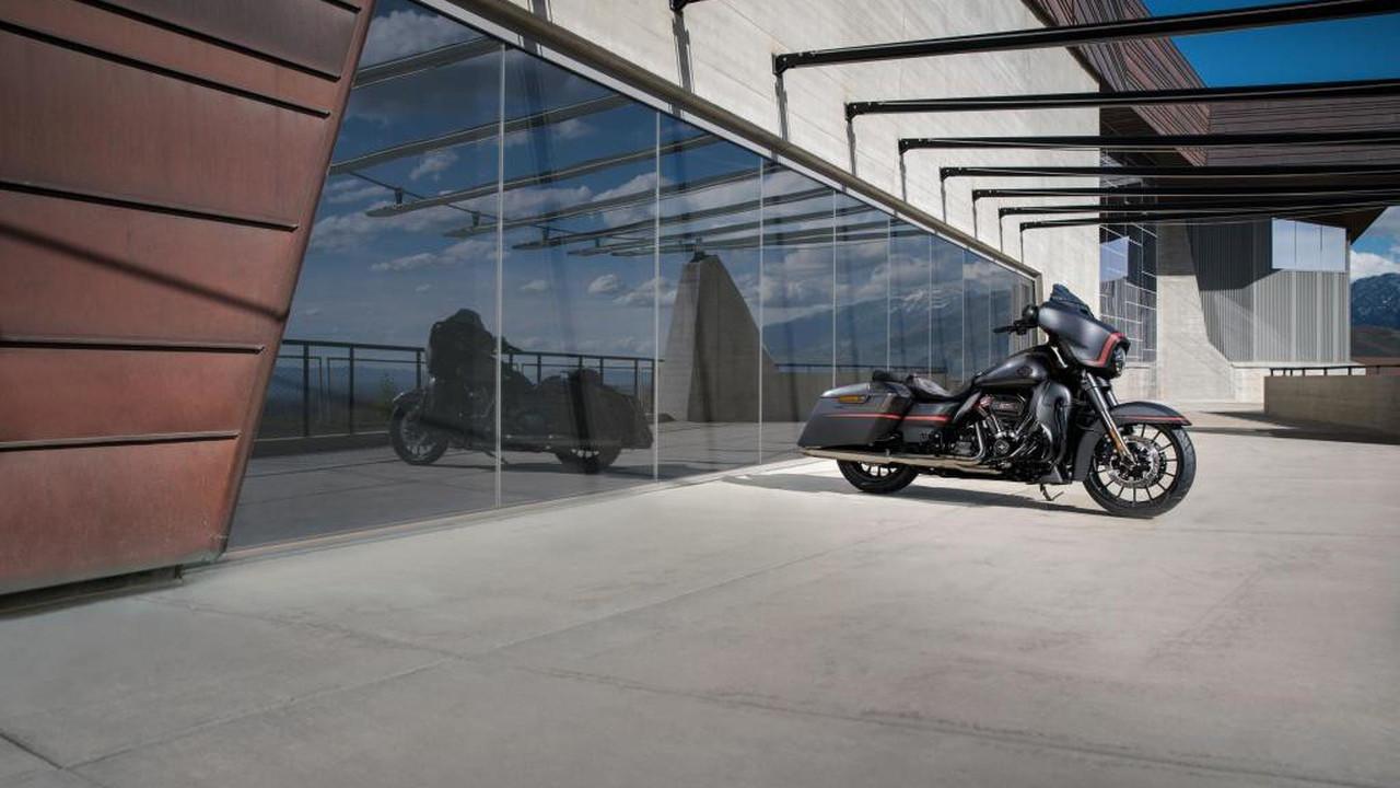 Harley-Davidson CVO 2018