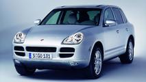 Supergalería Porsche Cayenne: las dos primeras generaciones
