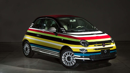 Fashion-Focused Fiat 500 By Garage Italia Auctioned For Charity