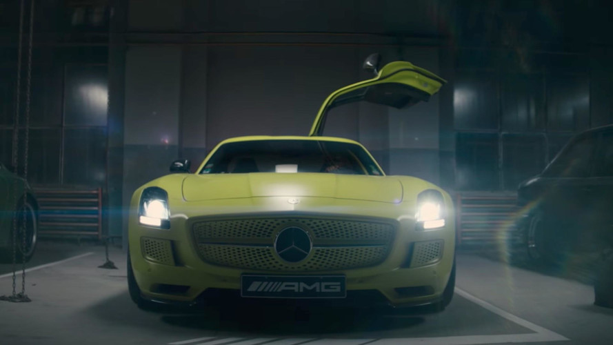 Mercedes Promises Project One Will Best 751-HP SLS Electric Drive