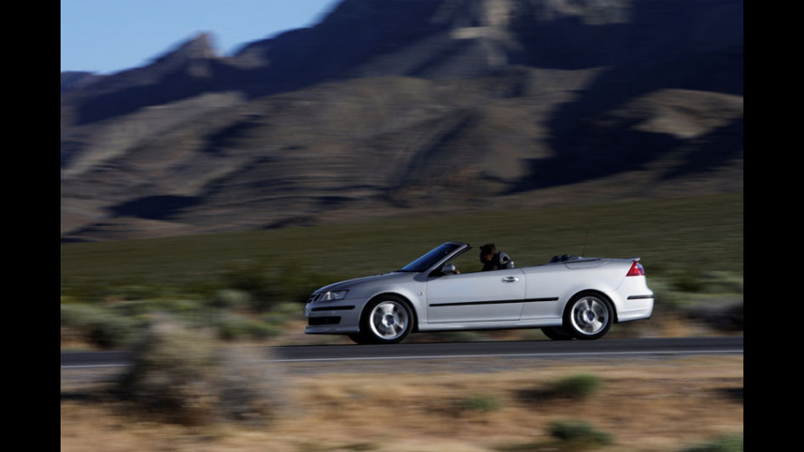 Saab festeggia 20 anni di Cabriolet