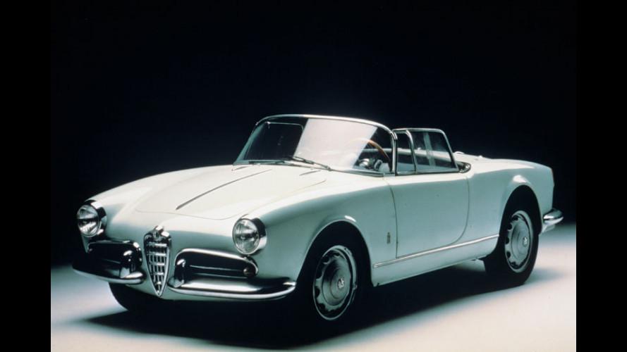 Qual'è la più bella Spider Alfa Romeo?