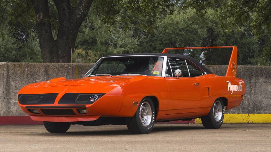 Unrestored Plymouth Superbird Could Bring In Big Money At Auction