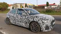 Audi A1 Spy Photos