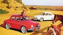Renault Dauphine USA