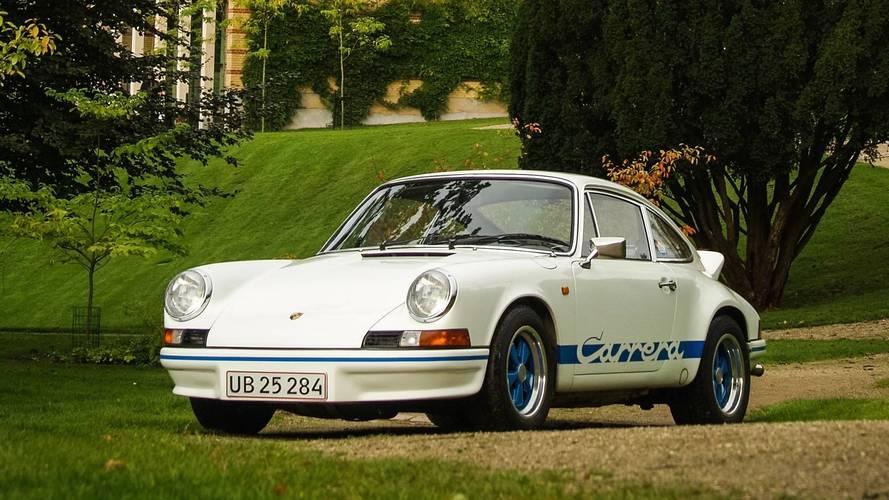 Porsche 911 2.7 RS, superdeportivo clásico
