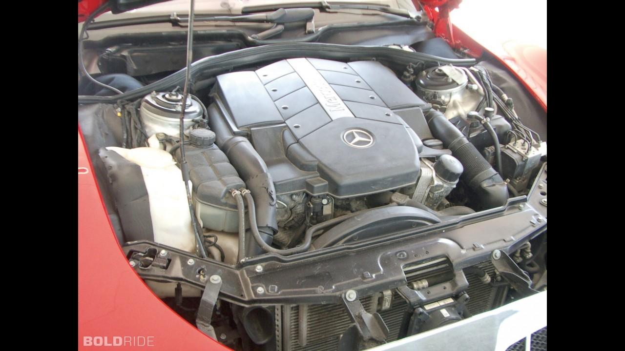 Mercedes-Benz CL500 AG Excaliber
