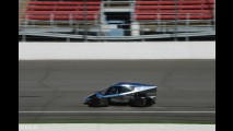 Bugatti Veyron Art Car by Ian Cook