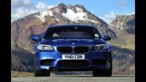 BMW M5 UK Version
