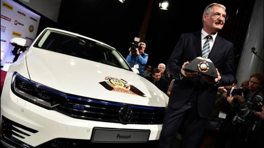 L'Auto dell'Anno 2015 è la Volkswagen Passat