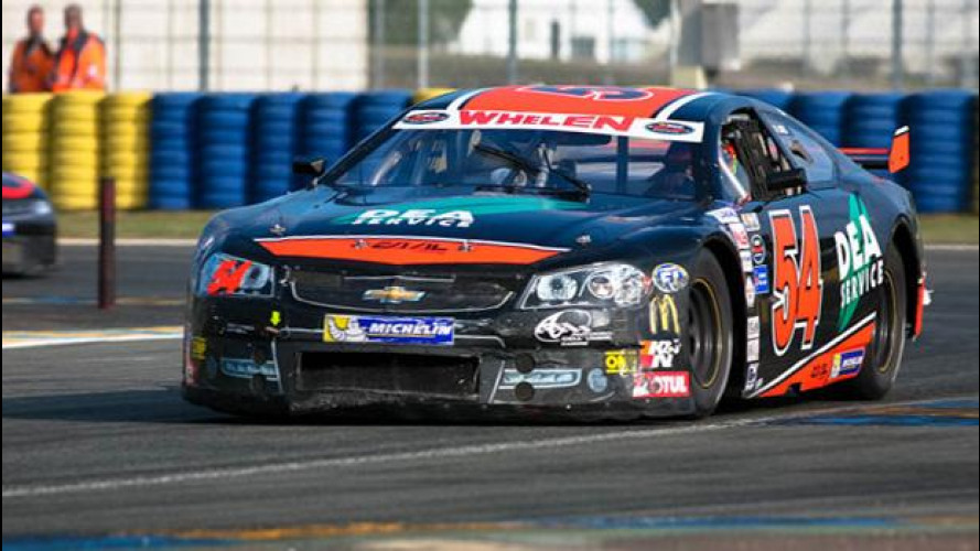 Motor Show 2014, arrivano i bolidi Nascar Whelen Euro Series