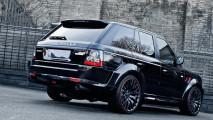 Range Rover Sport Santorini Black RS 600 Kahn Cosworth