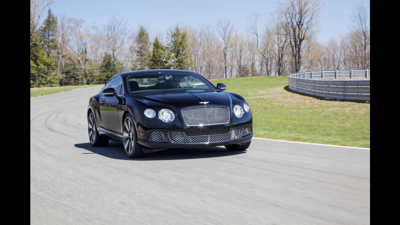 Bentley Continental e Mulsanne Le Mans Limited Edition