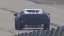Mid-engine Corvette prototype