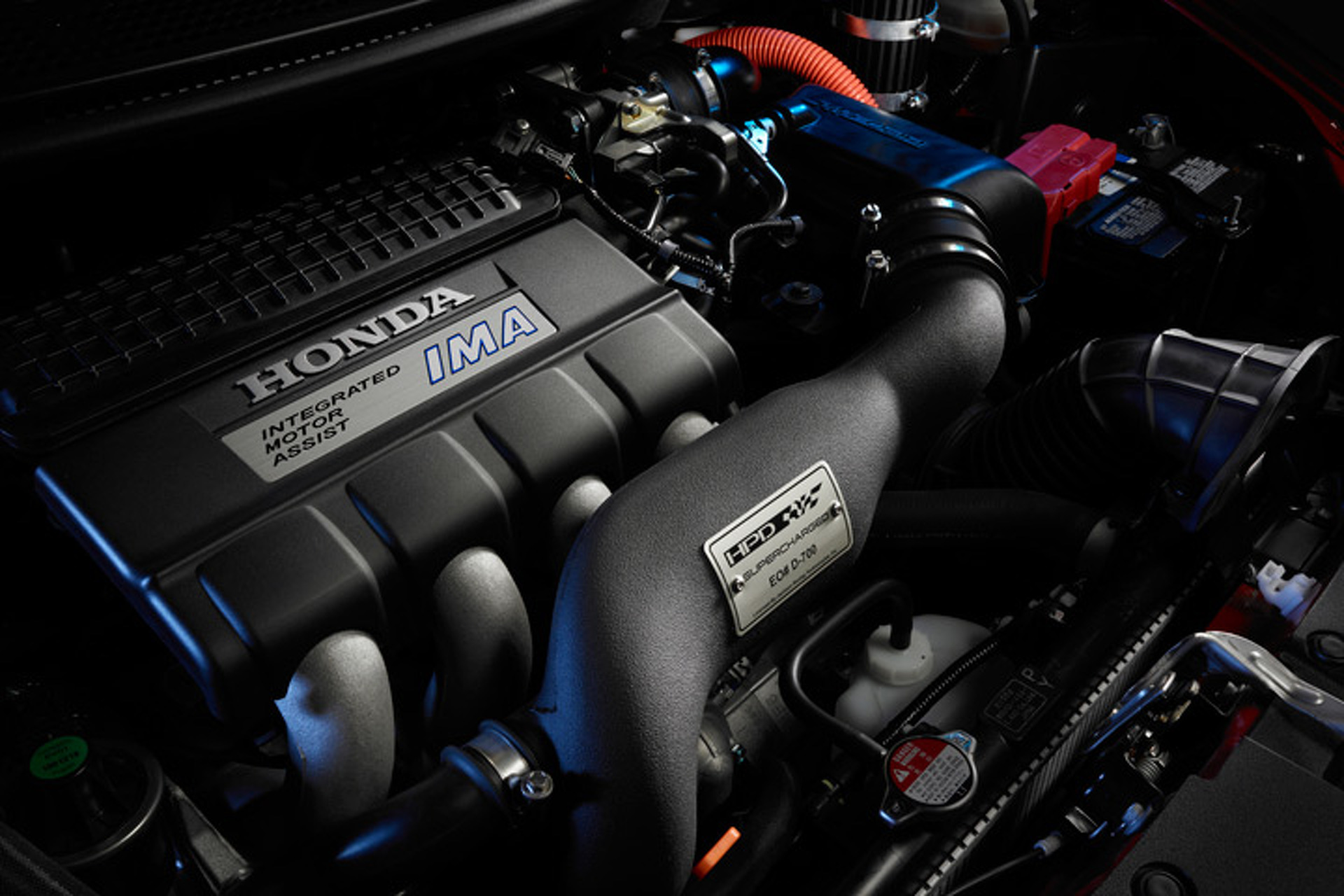 Honda Supercharger Kit Brings Horsepower to the CR-Z