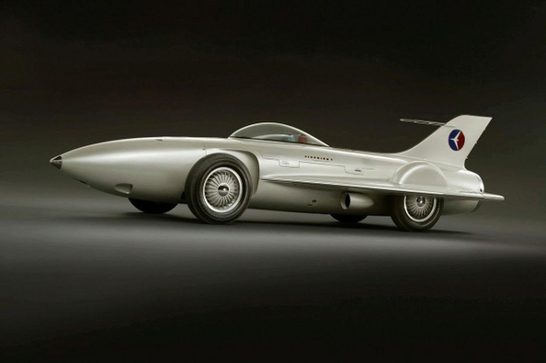 It's a bird!  It's a plane!  No, it's the 1954 Firebird I.