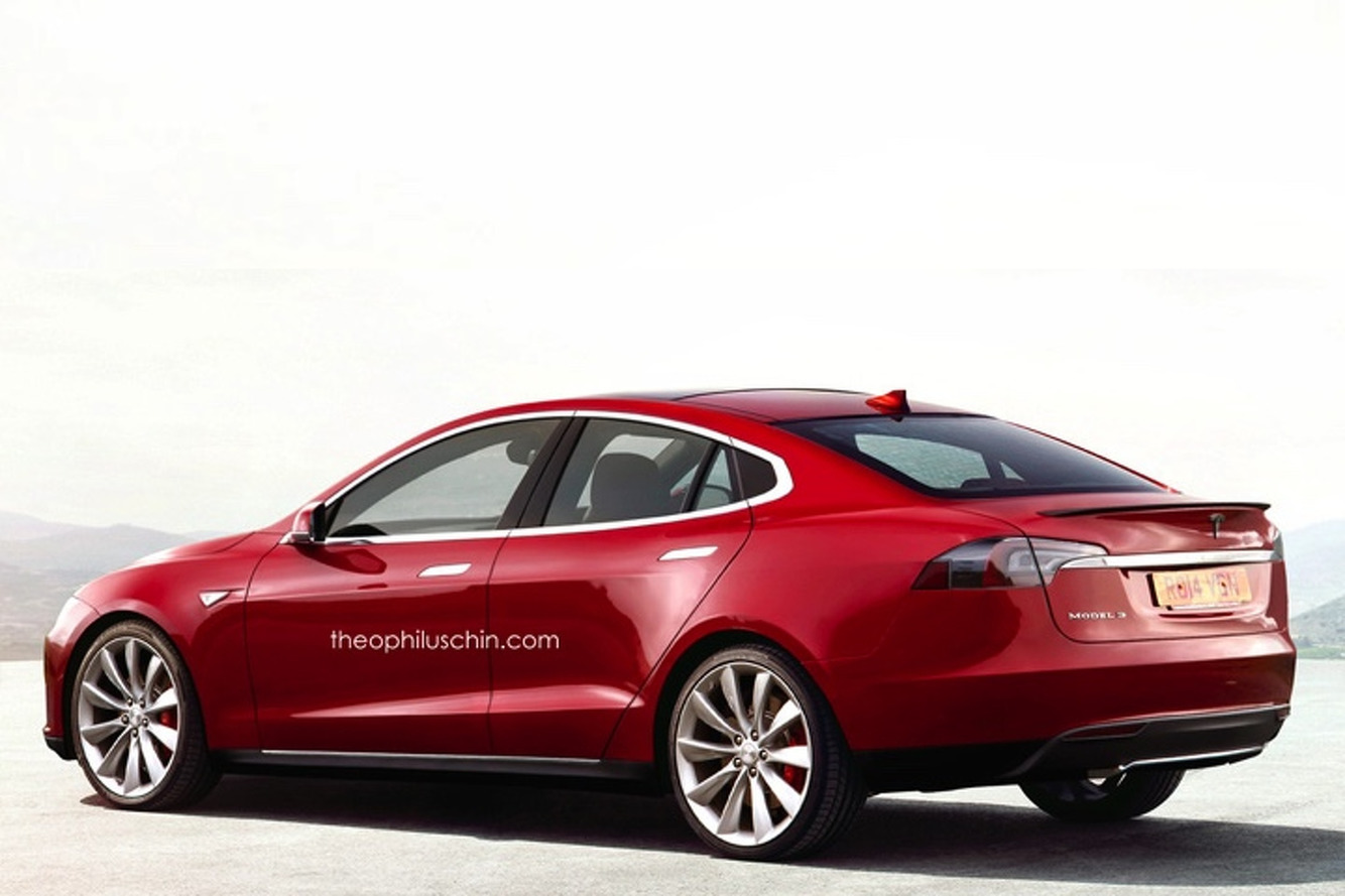 Tesla Model 3 Hits 60 MPH in Under 4 Seconds, Will Have Impressive Range