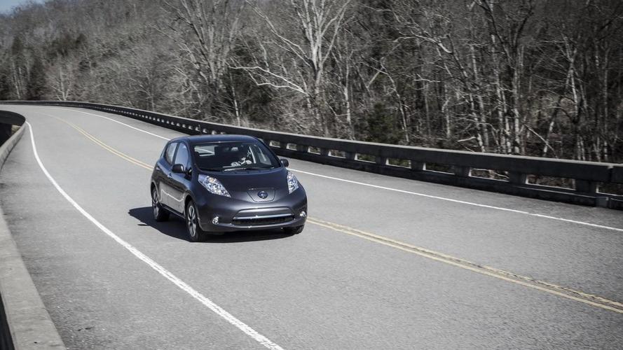 EPA-rated 2013 Nissan Leaf has a 75-mile range