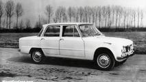 Alfa Romeo Giulla 1600 Ti (1962)