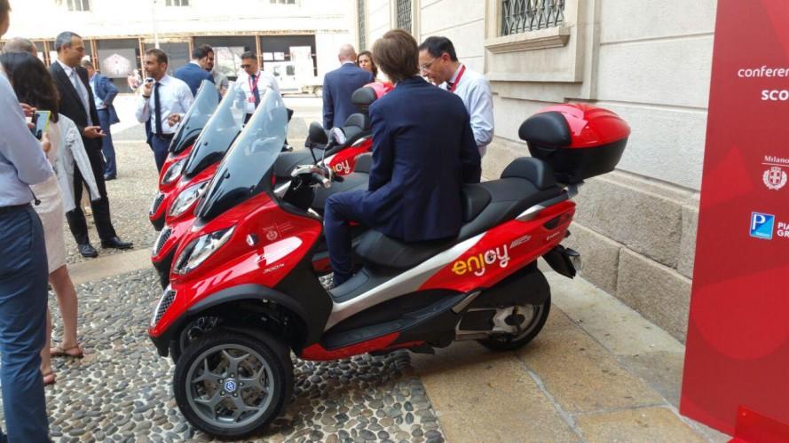 Novidade, aluguel de scooters supera expectativas com alta procura