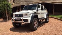 Mercedes-Maybach G650