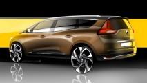 Renault amplia linha de minivans com nova geração da Grand Scénic