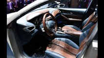 Genebra: Inifiniti QX30 antecipa crossover rival do Evoque
