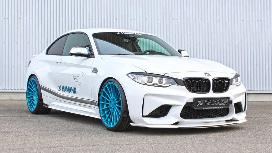 BMW M2 by Hamann