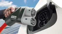 EV Charging Plug
