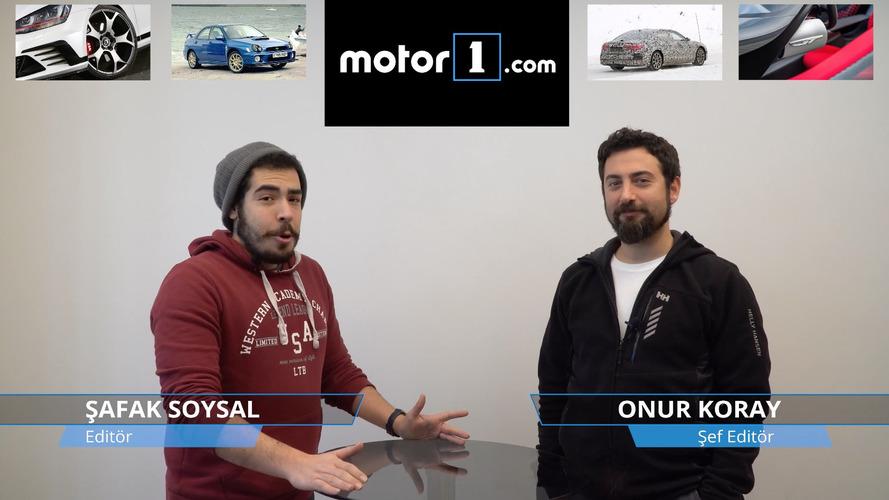 Motor1.com Türkiye ile 2016'ya genel bakış
