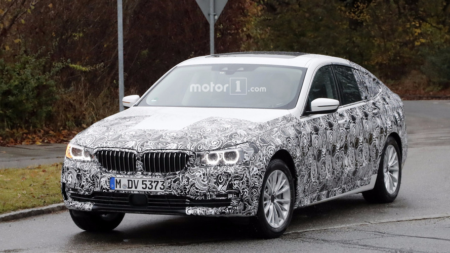 BMW 6 Series GT engine, equipment details surface early