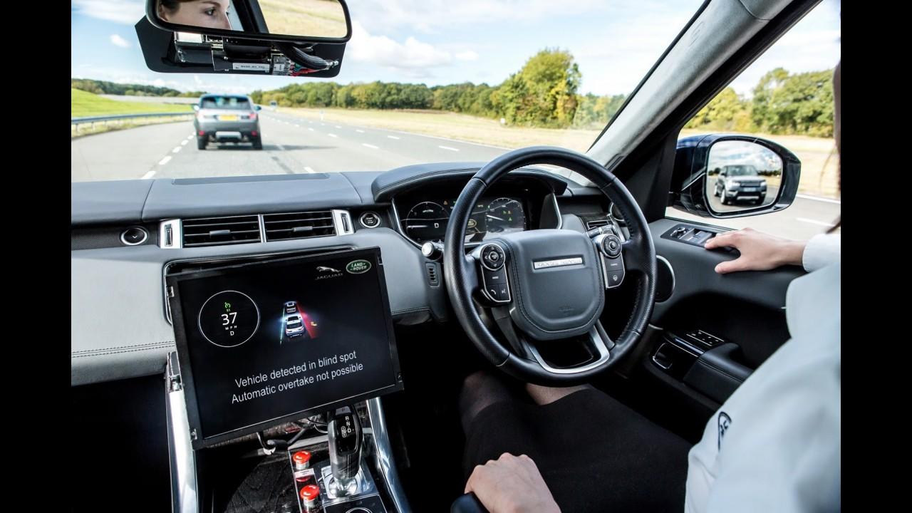 Ford e Jaguar Land Rover se aproximam novamente em nome dos autônomos