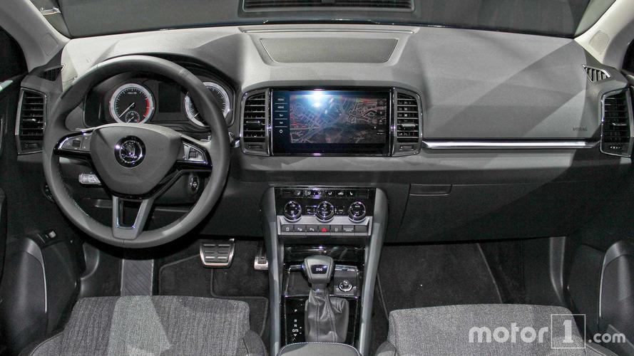 Présentation Škoda Karoq 2017