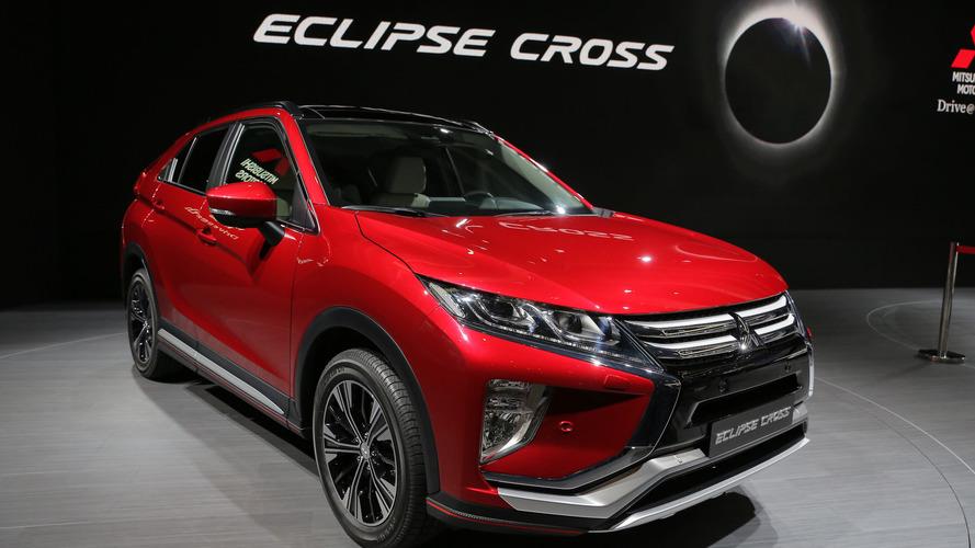 Genève 2017 - Le Mitsubishi Eclipse Cross, ou l'outsider assumé