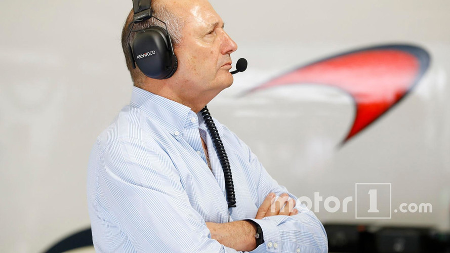 Ron Dennis Formally Splits With McLaren After Selling Shares