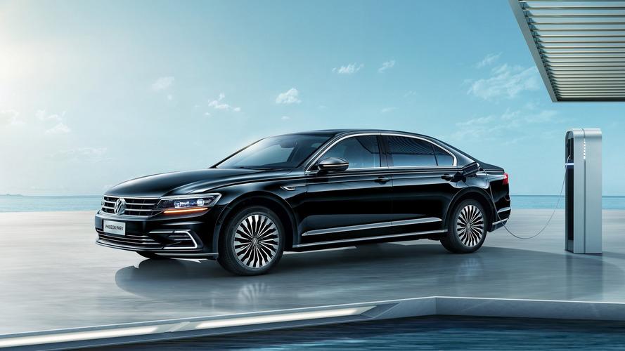 Çin'e özel VW Phideon GTE