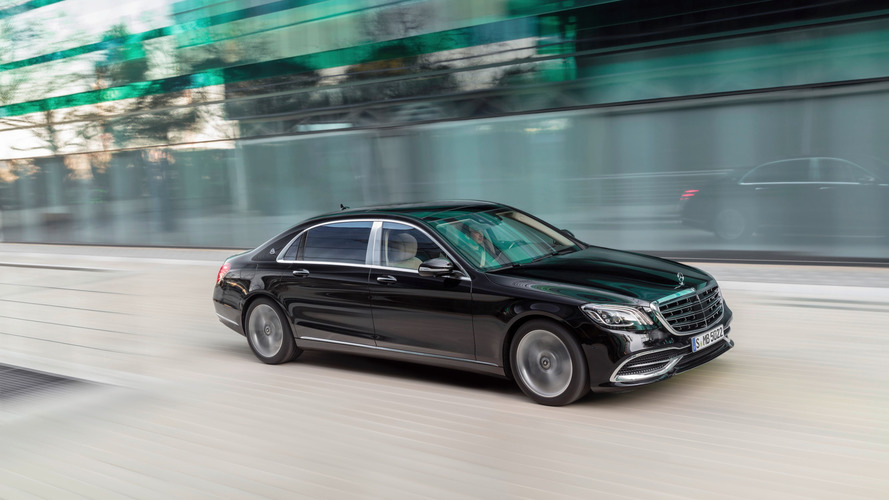 2018 Mercedes S-Class Facelift Pricing Announced In Germany