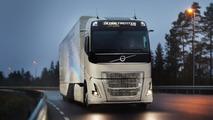 Volvo Concept Truck Hybrid