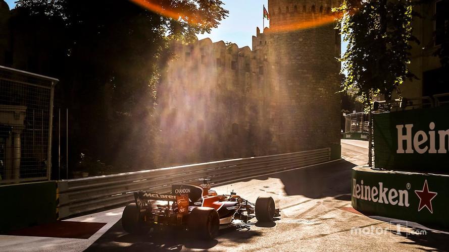 2017 F1 Azerbaijan Grand Prix – Race Results