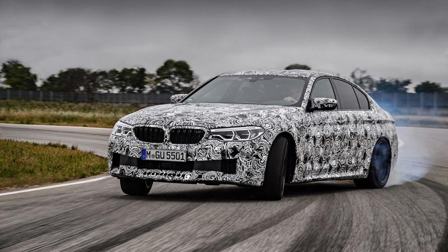 Novo BMW M5 terá 600 cv, câmbio automático e tração integral