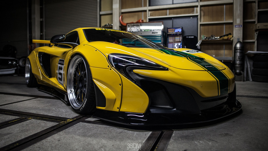 Liberty Walk To Attend London Motor Show