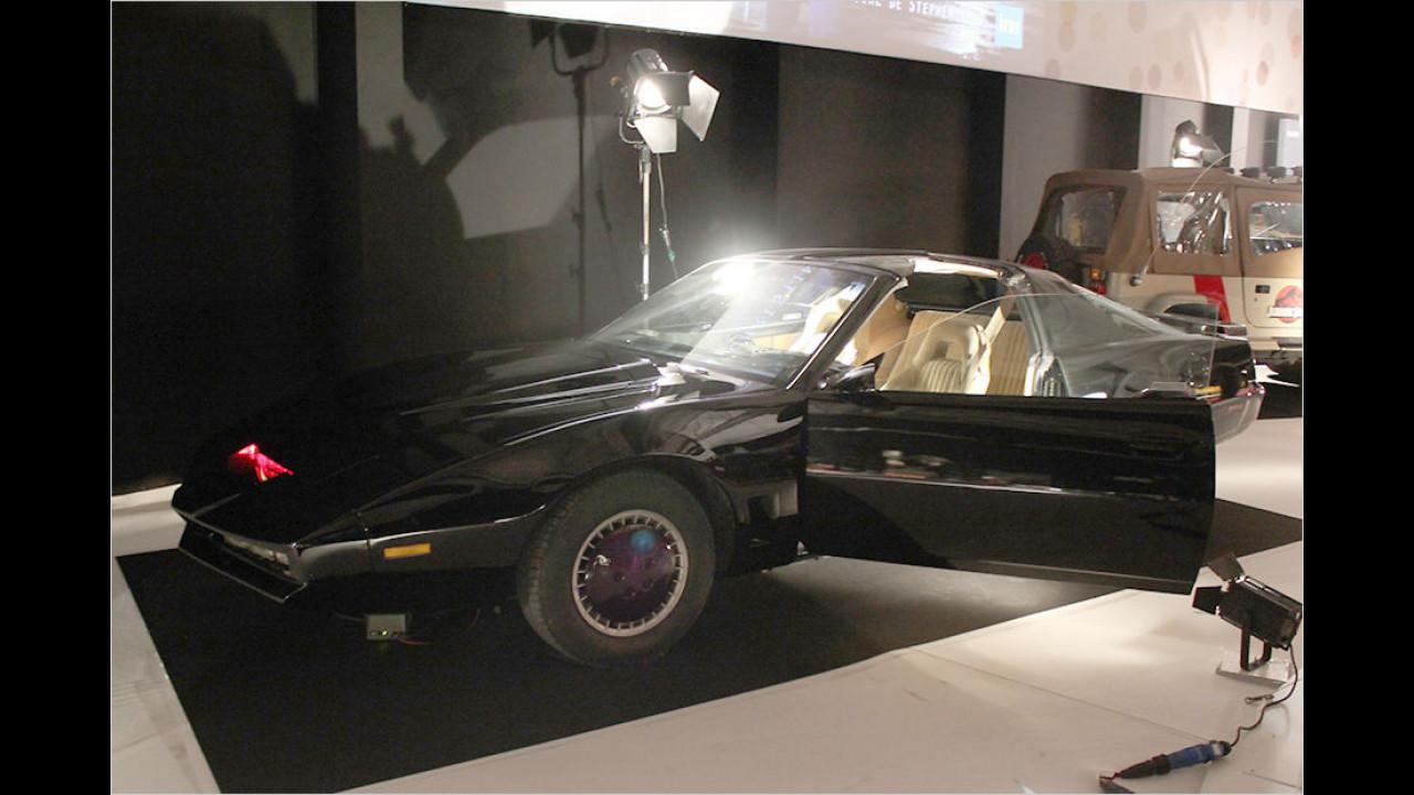 Pontiac Firebird K.I.T.T (K2000): Knight Rider (1982)