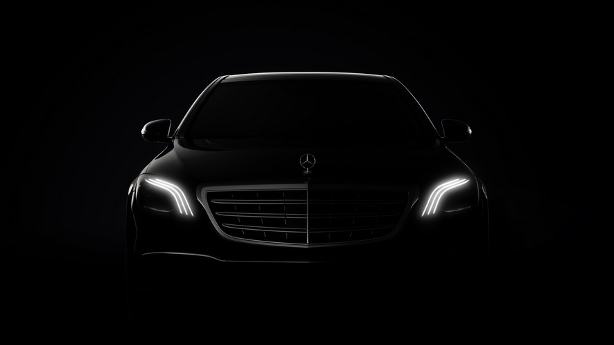 2018 Mercedes S-Class Facelift: More Teasers