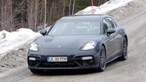 Porsche Panamera Sport Turismo Spy Photos
