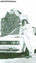 1985 Pikes Peak Audi quattro at Race Retro (UK)