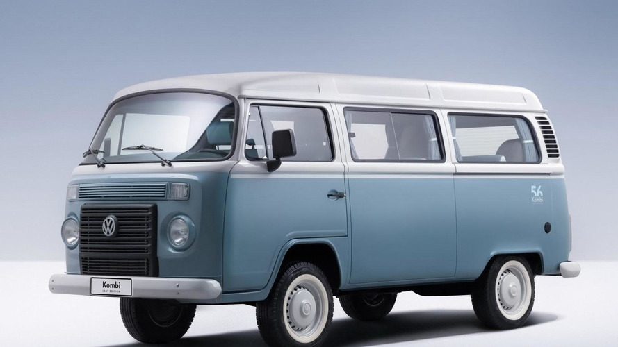 Brazil could bend the rules to keep Volkswagen Kombi alive