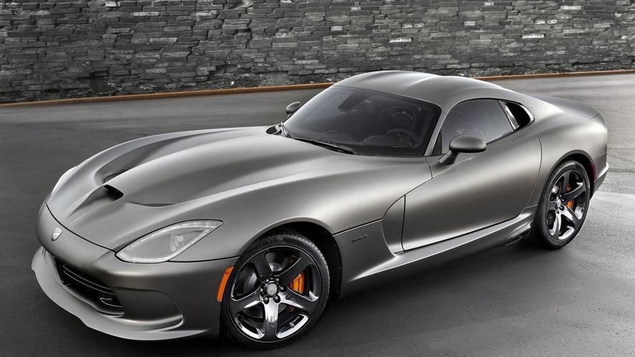 Dodge halts Viper production once again