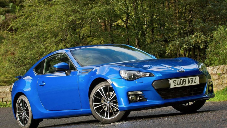 Subaru BRZ gets 2,500 GBP price cut in UK