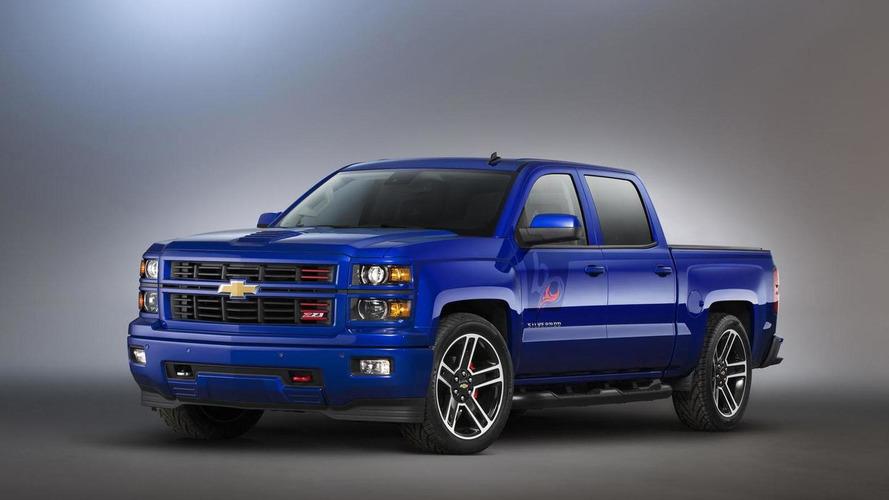 Chevrolet unveils a handful of new Silverado concepts for SEMA