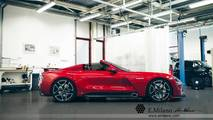 TVR Griffith convertible render